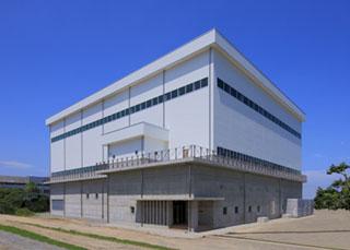 県南水道事務所脱水機棟建築工事