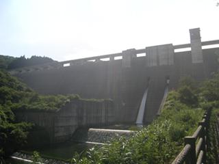 ダム管理補助業務(小山ダム)