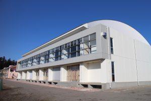 城里町立桂中学校屋内運動場改築工事